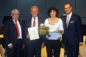 Verleihung der Gottlob-Frick-Medaille in Gold